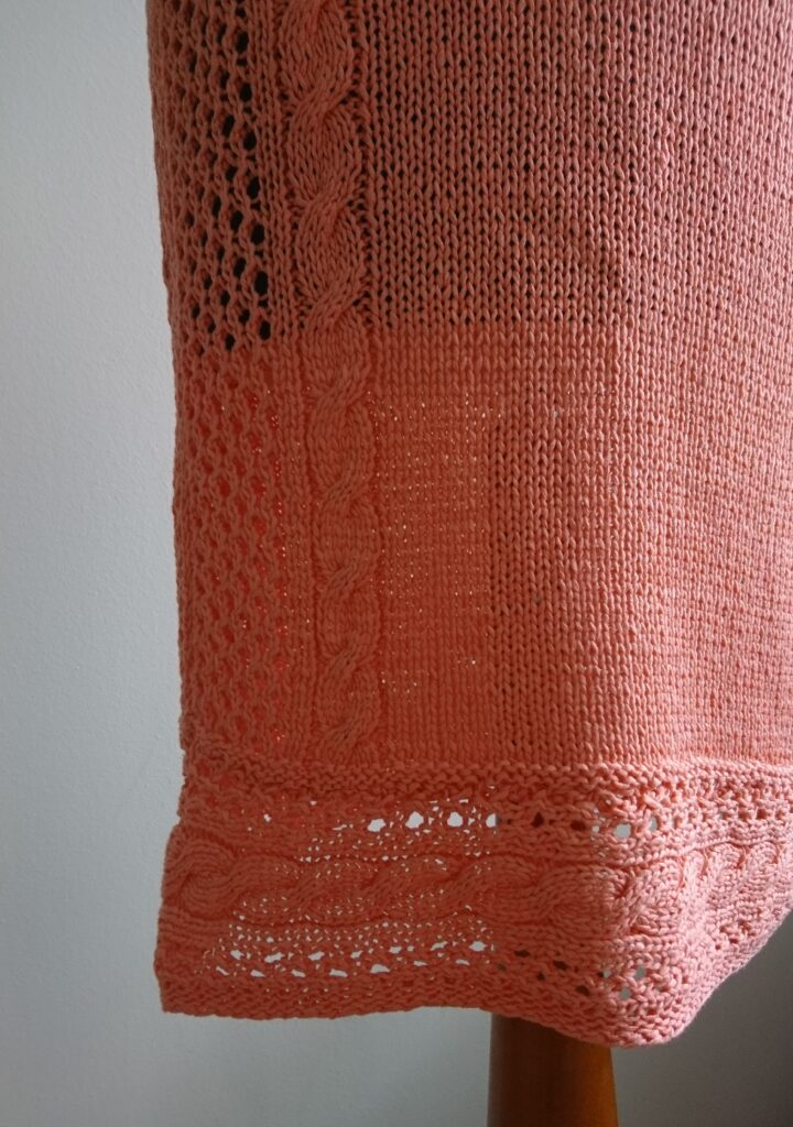 cables dress